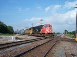 CN proceeds as CSX yields